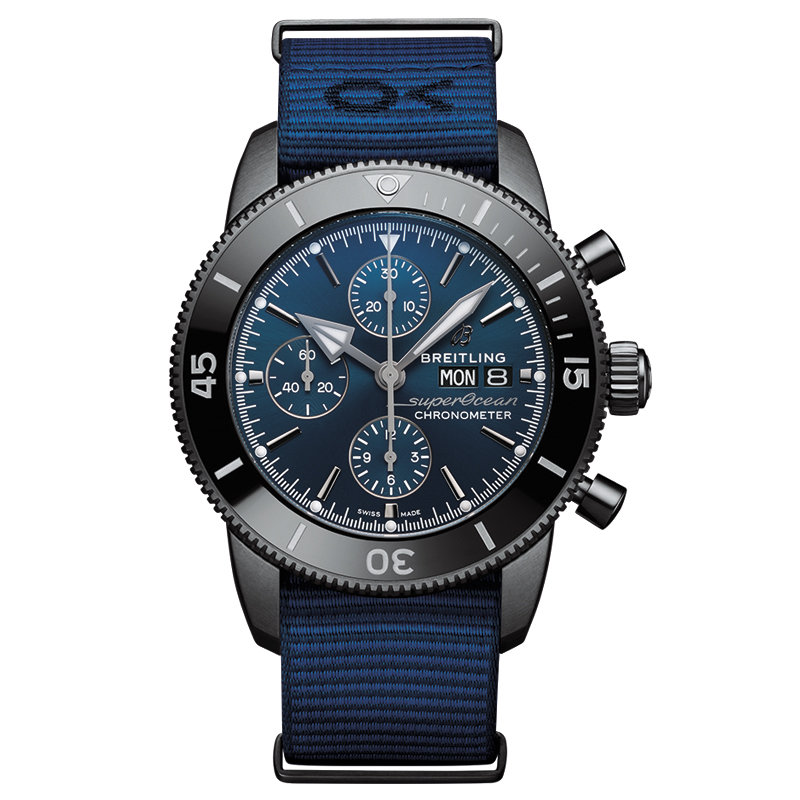 Breitling Superocean Héritage II Chronograph OUTERKNOWN