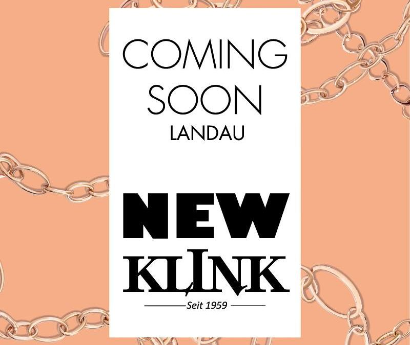 Coming soon – New Klink