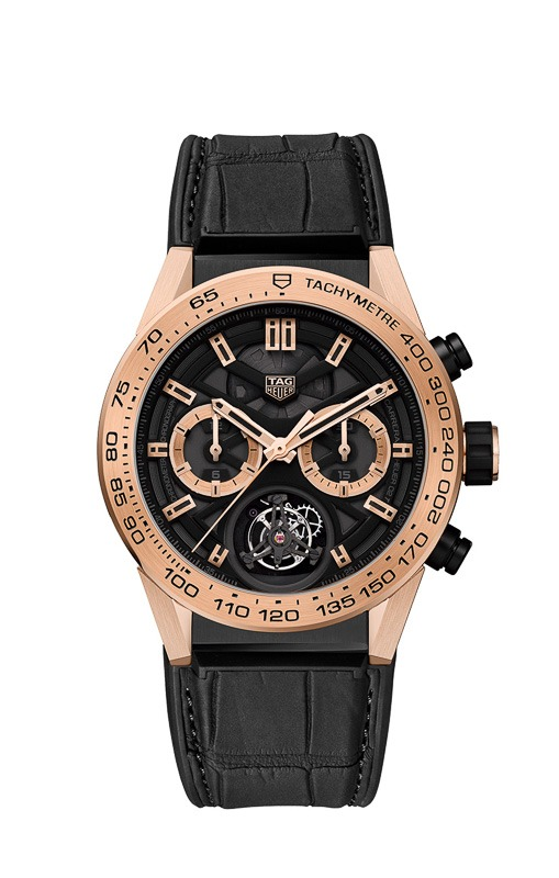 Tag Heuer 02 Tourbillon