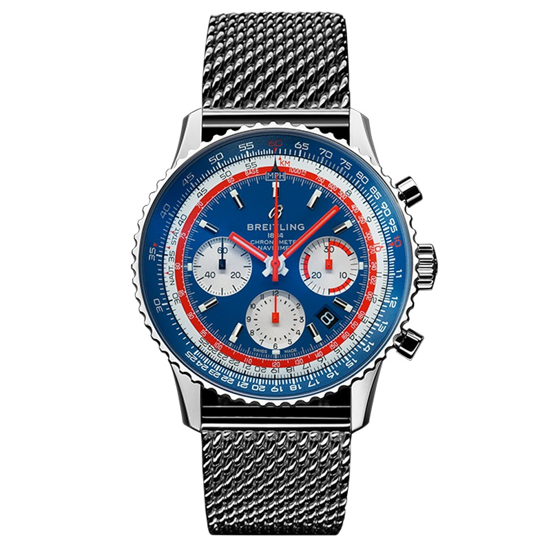 Navitimer 43 Pan Am Sonderedition