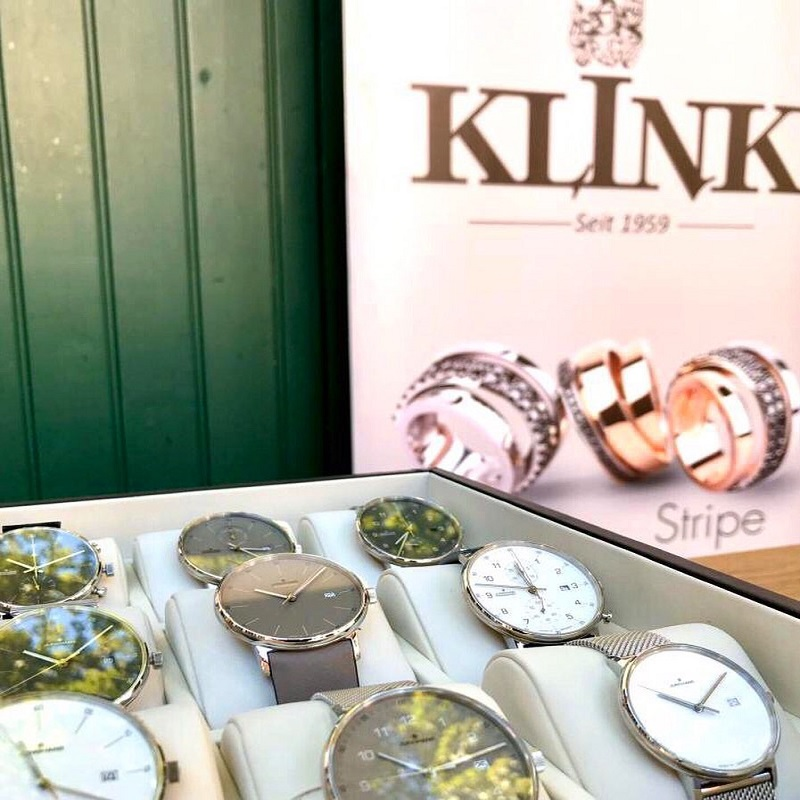Klink meets Junghans